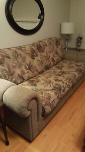 Good couch and love seat