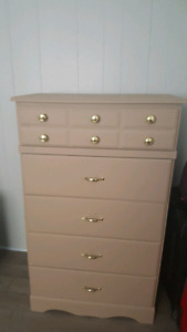 Chest of drawers for sale (negotiable)