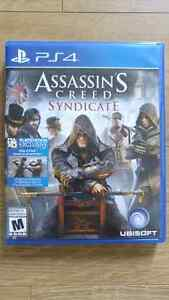 Assassin's Creed Syndicate PS4 en parfaite condition