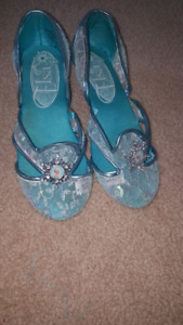 Elsa Disney Store shoes