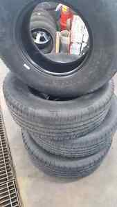 Full set of Michelin  ltx  265/75r16 Strathcona County Edmonton Area image 2