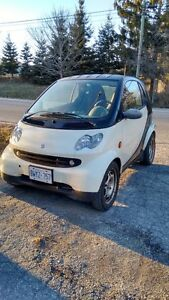 2006 Smart Fortwo Pure Coupe (2 door) for parts