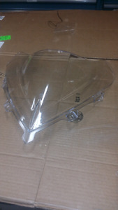 BMW K1300S NEW WINDSCREEN 2012