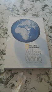 Atlas of the world ninth edition