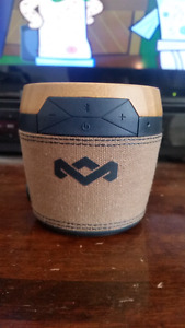 House of Marley Chant Mini Bluetooth Speaker!!!