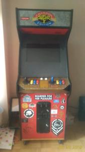 Street fighter 2. Arcade