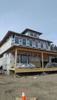Siding and Gutters installation