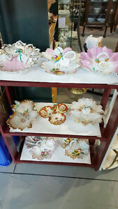 Large selection Antique Vintage Porcelain Divided Servng Dishes Kingston Kingston Area image 1