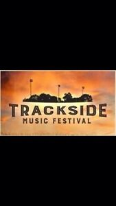 Trackside Music Festival tickets - awesome seats