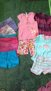 Vêtements pour filles 4 ans