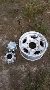 """16"""" Rims from  Ford F350 Lariat"""