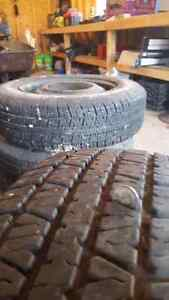 185 65r15 tires and rims Strathcona County Edmonton Area image 3