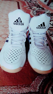 Brand new adidas basketball shoes size 11 excellent grip!!!