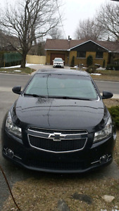 2011 Chevrolet Cruze LT RS Package