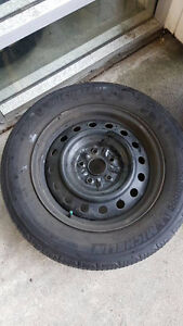 215/60/R16 rims & tires for 2011 Camry