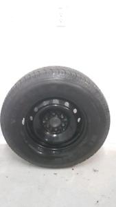 NEW! Ford F-150 Steel Wheel and Tire