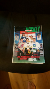Canadian hockey OHL magazine