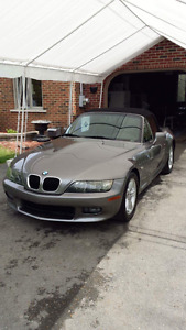 2002 BMW Z3 M kit Cabriolet roadster