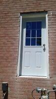 SEPRATE BASEMENT DOORS AND MAKE WINDOWS BIGGER