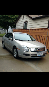 2009 Ford Fusion SE sell or trade