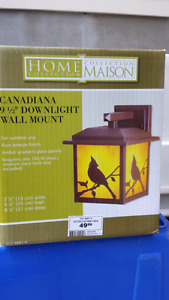 Lamps Brand New Still in Box