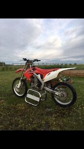 2009 crf 450 for sale
