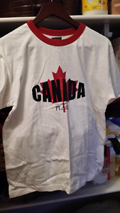 BRAND  NEW  Children's Place XL CANADA DAY  T-shirt