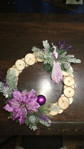 Hand Crafted Holiday Wreaths Strathcona County Edmonton Area image 2