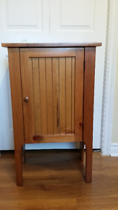 Solid Pine Jelly Cabinet