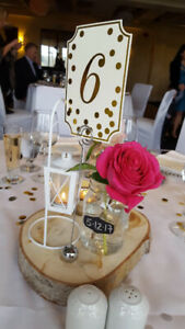 Wedding Decorations - Beautiful Items Enjoyed Just Once :)