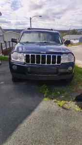 2004 Jeep Grand Cherokee 8 cyl