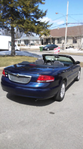 Chrysler Sebring 2006 Décapotable