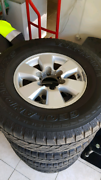 Hilux SR5 Alloys with Tyres Mango Hill Pine Rivers Area Preview