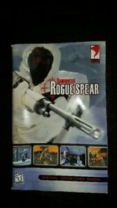 Rainbow Six Rogue Spear Special Operations Manual
