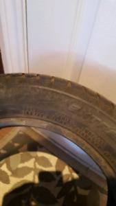 5 pneu hiver 185/55 r15