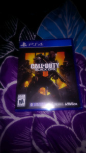 Call of Duty Black Ops 4 for trade