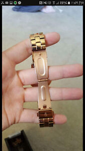 Nixon Rose gold (womens watch) London Ontario image 2