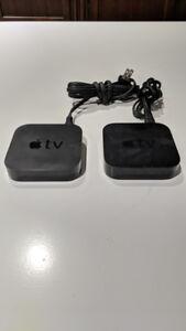Apple TV 2 Box