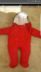 Baby boy's body warmer for sale