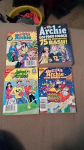 Assorted Archie comics