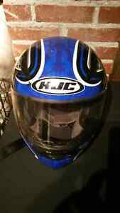 Casque moto hjc junior
