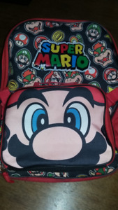 Mario Back pack Nintendo Collectible