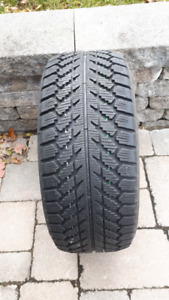 4 Toyo snow tires -Like new