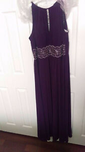 Prom/bridesmaid dress - size 18W - brand new with tags