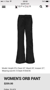 Pantalon de ski SPYDER Winter pants