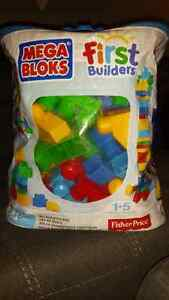 Mega Blocks - 80pc Set London Ontario image 1