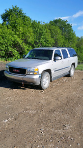 2006 Yukon xl
