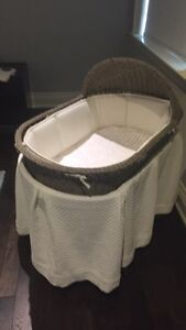 RESTORATION HARDWEAR BASSINET $285