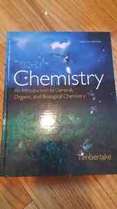 Chemistry: An Introduction to General, Organic, and Biological London Ontario image 1