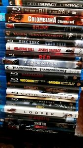 Blu Ray Action Films For Sale Cambridge Kitchener Area image 1